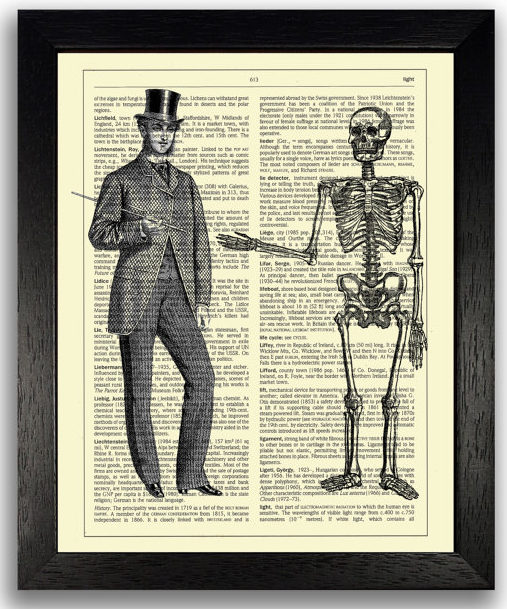 handshake of death wall decor