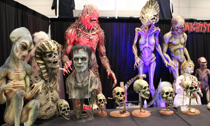 monsterpalooza 2015 art