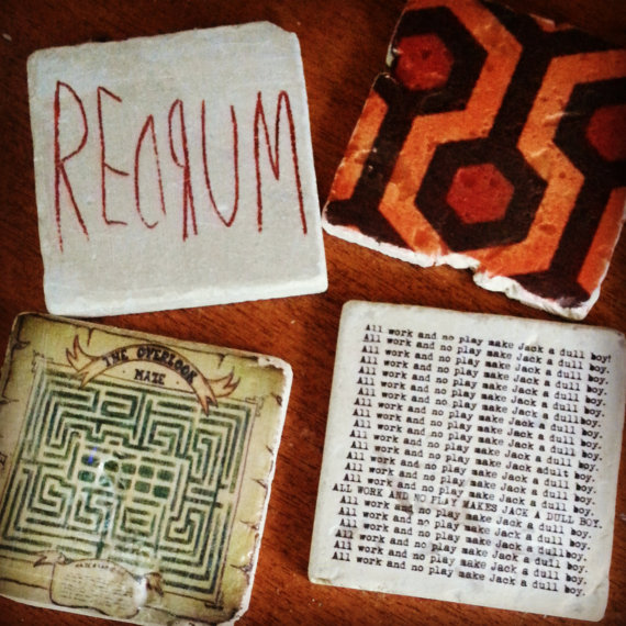 the shining coasters